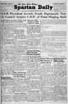 Spartan Daily, October 8, 1947