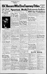 Spartan Daily, February 28, 1955 by San Jose State University, School of Journalism and Mass Communications