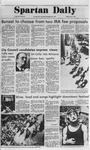 Spartan Daily, May 2, 1978 by San Jose State University, School of Journalism and Mass Communications