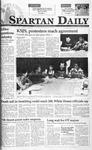 Spartan Daily, April 25, 1995