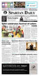 Spartan Daily, March 21, 2017 by San Jose State University, School of Journalism and Mass Communications