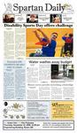 Spartan Daily November 10, 2009