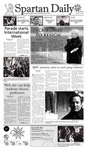 Spartan Daily November 17, 2009