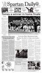 Spartan Daily December 1, 2009