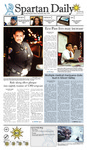 Spartan Daily December 2, 2009