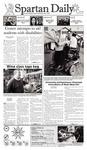 Spartan Daily December 3, 2009