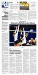 Spartan Daily October 16, 2012
