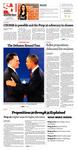 Spartan Daily October 17, 2012