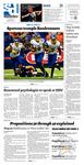 Spartan Daily October 22, 2012