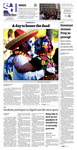 Spartan Daily (November 1, 2012)