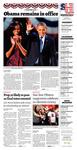 Spartan Daily (November 7, 2012)