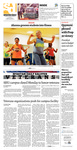 Spartan Daily November 8, 2012 by San Jose State University, School of Journalism and Mass Communications