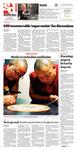 Spartan Daily November 14, 2012