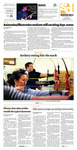 Spartan Daily November 15, 2012