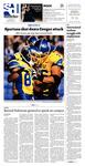 Spartan Daily November 19, 2012