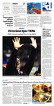 Spartan Daily November 27, 2012