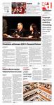 Spartan Daily November 29, 2012
