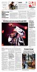 Spartan Daily December 3, 2012