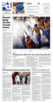 Spartan Daily December 6, 2012