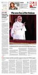 Spartan Daily (March 14, 2013)