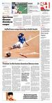 Spartan Daily April 8, 2013