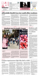 Spartan Daily, October 1, 2013