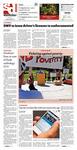 Spartan Daily, October 8, 2013