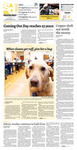 Spartan Daily, October 10, 2013 by San Jose State University, School of Journalism and Mass Communications