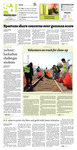 Spartan Daily, October 15, 2013 by San Jose State University, School of Journalism and Mass Communications