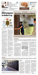 Spartan Daily, October 16, 2013 by San Jose State University, School of Journalism and Mass Communications