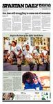 Spartan Daily, October 22, 2013