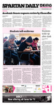 Spartan Daily, November 14, 2013 by San Jose State University, School of Journalism and Mass Communications
