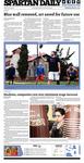 Spartan Daily, February 5, 2014