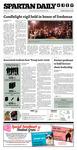 Spartan Daily, February 11, 2014