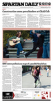 Spartan Daily, February 12, 2014 by San Jose State University, School of Journalism and Mass Communications