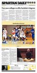 Spartan Daily, February 13, 2014
