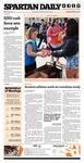 Spartan Daily, February 18, 2014