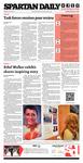 Spartan Daily, February 25, 2014