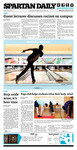 Spartan Daily, February 26, 2014