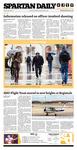 Spartan Daily, February 27, 2014