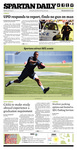 Spartan Daily, March 20, 2014