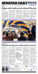 Spartan Daily, April 2, 2014