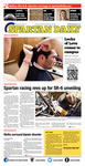 Spartan Daily, April 9, 2014 by San Jose State University, School of Journalism and Mass Communications
