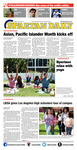 Spartan Daily, April 24, 2014 by San Jose State University, School of Journalism and Mass Communications
