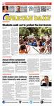 Spartan Daily, April 30, 2014