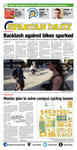 Spartan Daily, May 1, 2014 by San Jose State University, School of Journalism and Mass Communications