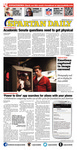 Spartan Daily, May 7, 2014 by San Jose State University, School of Journalism and Mass Communications