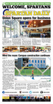 Spartan Daily, August 25, 2014 by San Jose State University, School of Journalism and Mass Communications