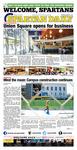 Spartan Daily, August 25, 2014