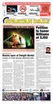 Spartan Daily, September 3, 2014 by San Jose State University, School of Journalism and Mass Communications